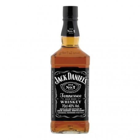 whisky bourbon jack daniel s 40 vol 70cl