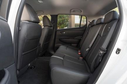 2018 Nissan LEAF 241