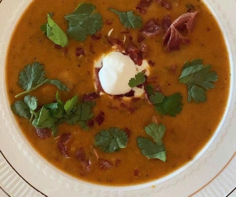 Deilig tomatsaus som også blir til suppe