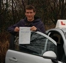 driving lessons saltcoats - Gary Thomson