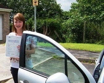 driving lessons kilwinning - Hayleigh Collins