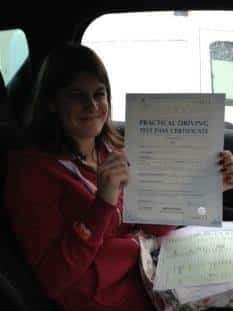 Driving Instructors Ardrossan - Karen Taggart