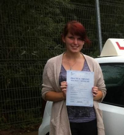driving lessons saltcoats - Lisa McGhee