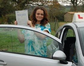 driving instructors dalry - Katie Middlemiss