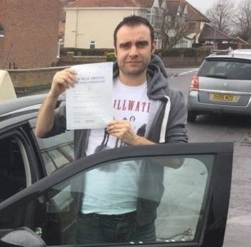 Driving Lessons Stevenston - Robert Walker