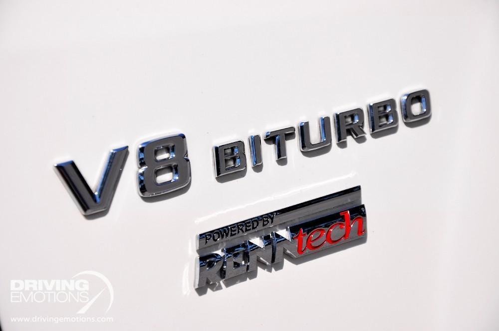 2012 Mercedes-Benz S63 AMG RENNtech S63 AMG Stock # 5663