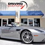 2016 Aston Martin V12 Vantage S Roadster V12 S Roadster Stock 6129 For Sale Near Lake Park Fl Fl Aston Martin Dealer