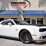 2018 Dodge Challenger Srt Demon Srt Demon White Red Stock 6175 For Sale Near Lake Park Fl Fl Dodge Dealer