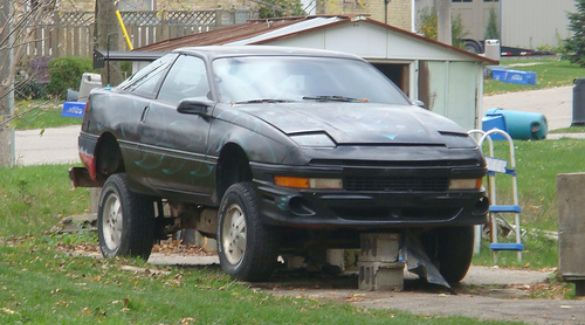 1989 ford probe gt