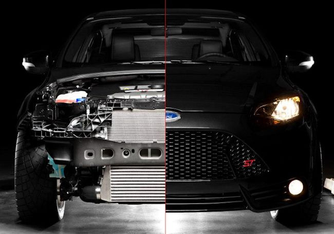 cobb tuning to release stage 2 intercooler for focus st. Black Bedroom Furniture Sets. Home Design Ideas