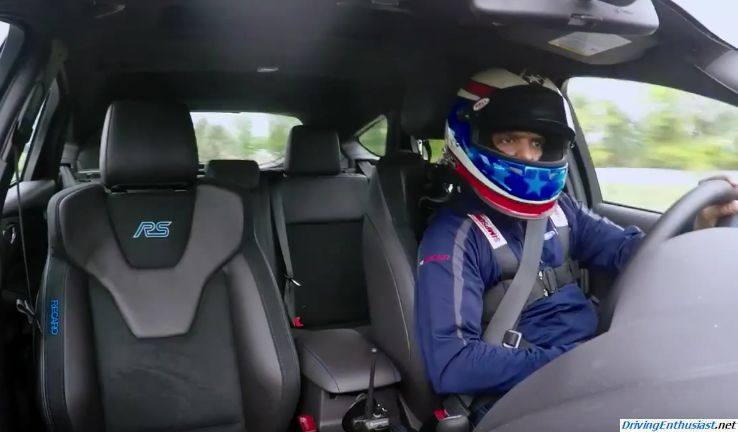 2016 Ford Focus RS - North American interior
