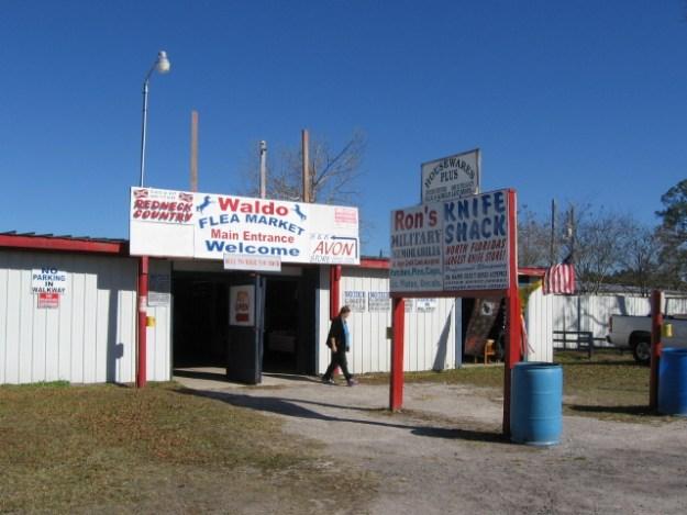 Waldo Flea Market