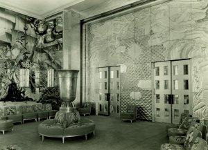 The rear of the Grand Salon.