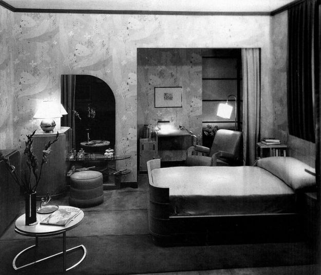 The Bedroom of Mrs. John D. Rockefeller, Jr.