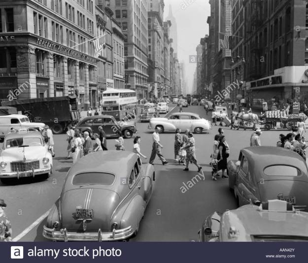 5th Ave & 14th St. 1948