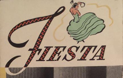 Fiestaware Dancing Lady Logo