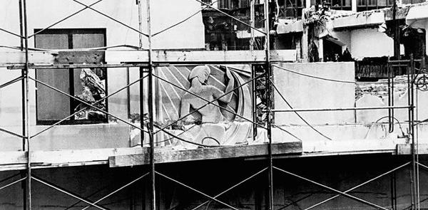 Demolition of Bonwit Teller