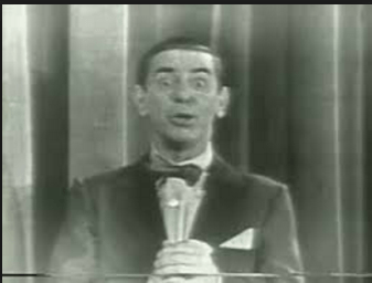 Eddie Cantor on The Colgate Comedy Hour.