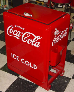Westinghouse Junior Ice Chest
