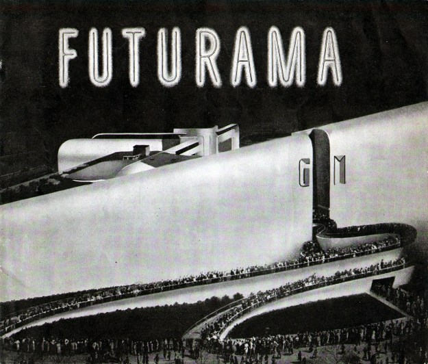 Futurama booklet