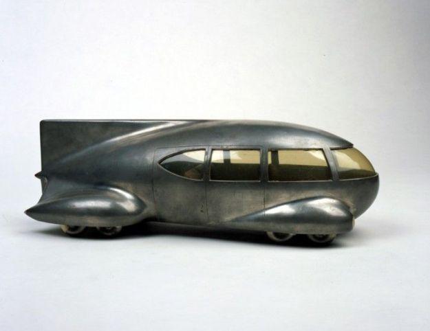 Motor Car No. 9, 1932