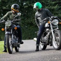Motorcycle Gear: Strap it On Before Heading Out