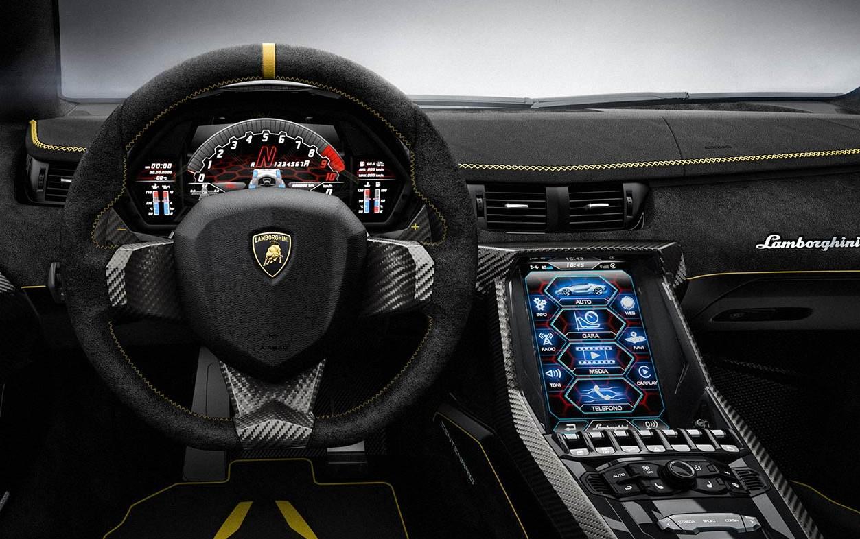 Car Instrument Panel Design