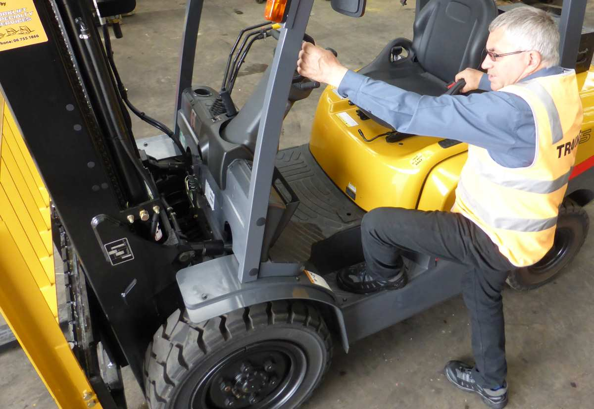 Forklift safety: things your drivers should never do