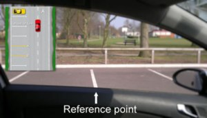 Bay parking reference points – Driving Test Tips