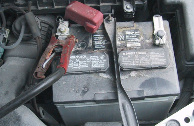 2013 Nissan Pathfinder Trailer Wiring How To Safely Jump Start Your Car