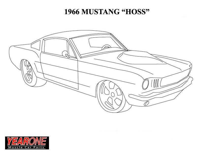 Mustang Vehicles : Drivin' It Home