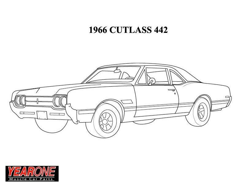 Cutlass Vehicles : Drivin' It Home