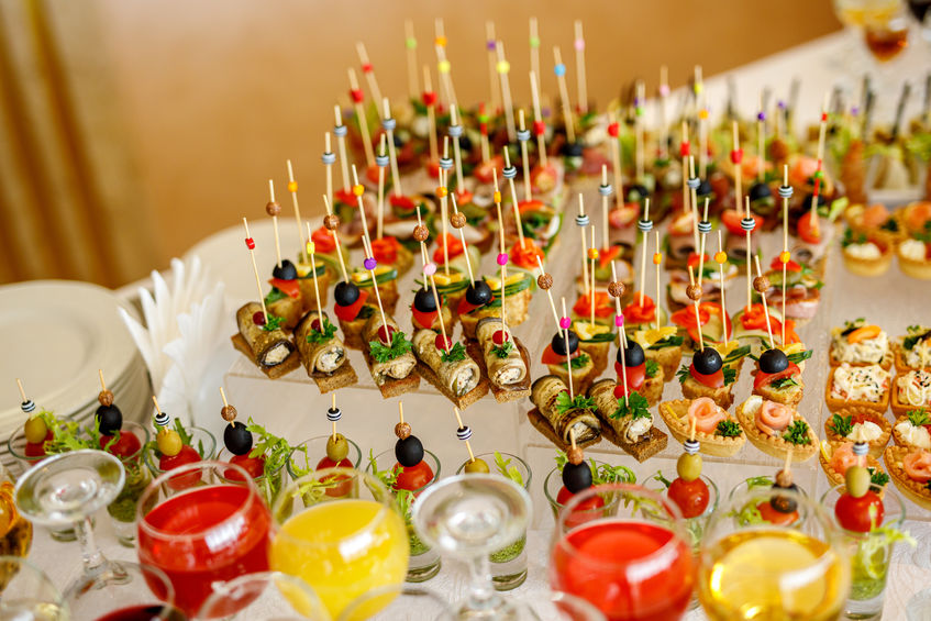 7 Types of Catering Services You Need to Know About -