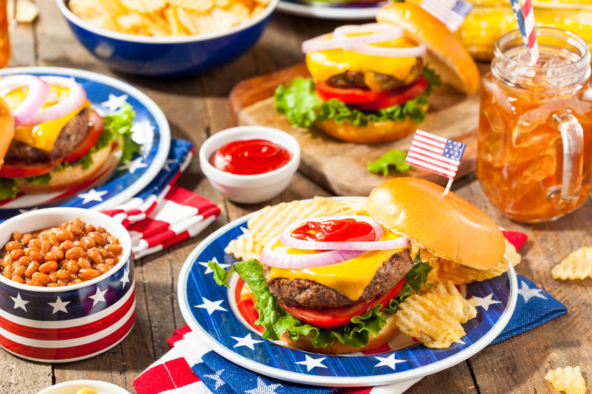 Memorial Day catering ideas