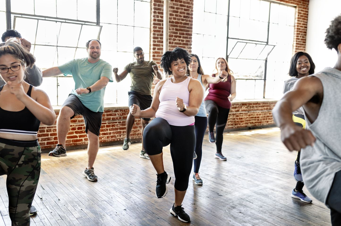Physical activity improves symptoms of depression, making change possible