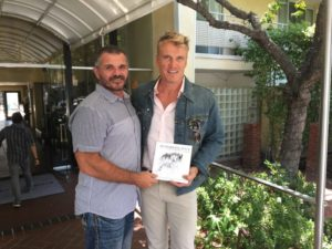 Dolph Lundgren #drjohnaking #noworkingtitle #poetry