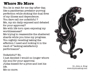 Whore No More #drjohnaking #poetry
