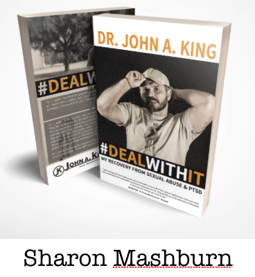 Dr. John A. King PTSD help Trauma Recovery #dealwithit