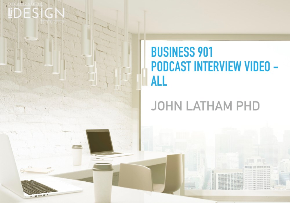 Business 901 Podcast Interview Video – ALL