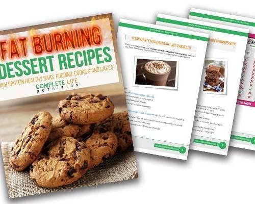 Fat Burning Dessert Recipes