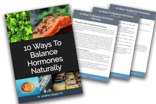 10 Ways To Balance Hormones Naturally