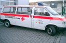 """Rotkreuz Lippstadt 1 MTW 2"", Fahrzeughersteller: Volkswagen, Fahrzeugtyp: T4"