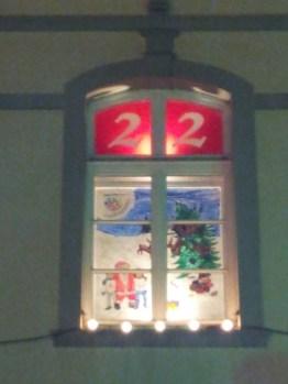 Fenster Nr. 22