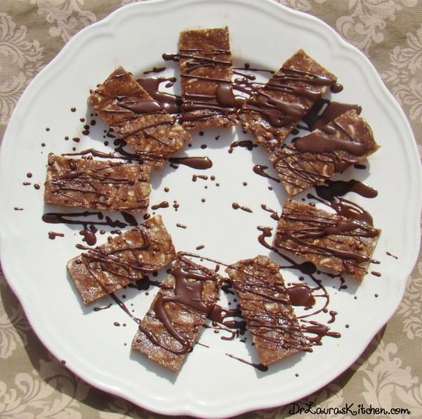 ألواح الشوكولاتة الصحية