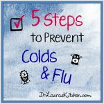 5 Steps to Prevent Colds & Flu