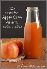 20 Uses for Apple Cider Vinegar