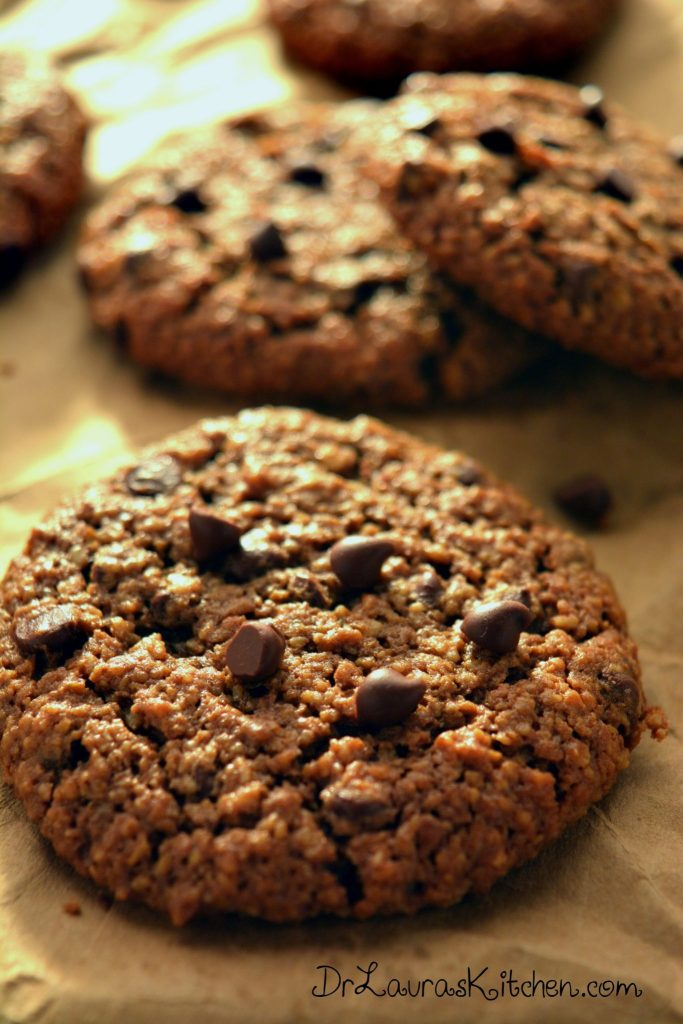 Double Chocolate Cookies (gluten-free)