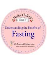 Healthy Challenge: Week 6