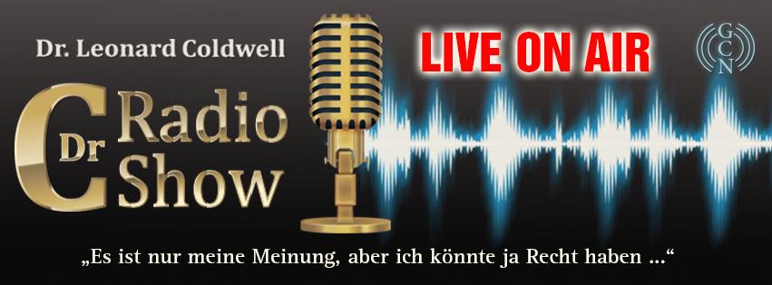 Dr. Coldwell Meinung Radio™ Show auf GCN