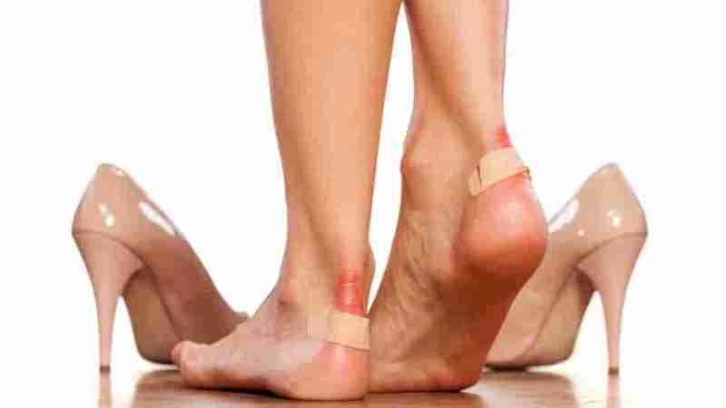 Steps To Heal Your Feet After a Week In Stilettos